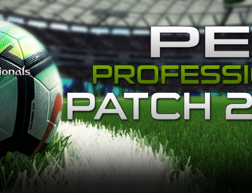 PES Professionals Patch 2018 V1
