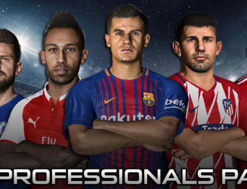 PES Professionals Patch 2017 V4.2