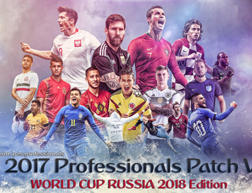 PES Professionals Patch 2017 V4.3