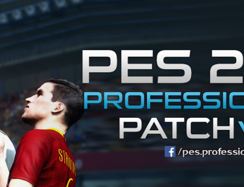 PES Professionals Patch 2017 V4.4