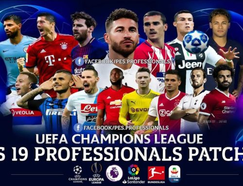 PES 2019 Professionals Patch V1