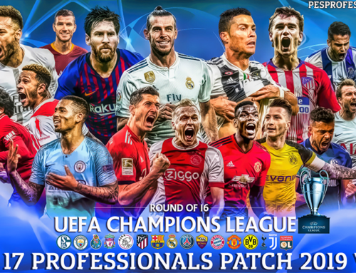 PES 2017 Professionals Patch 2019 V5.2